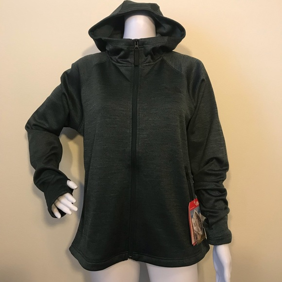 da6d706b0 The North Face Women's Agave Full Zip Hoodie Large NWT
